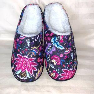Vera Bradley Slippers Size Small 5-6
